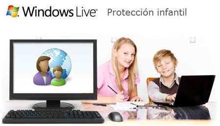hotmail proteccion infantil