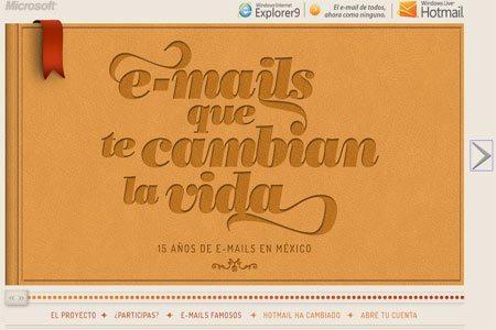 Libro de Hotmail