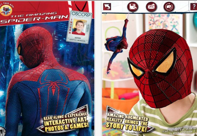 apps Spiderman
