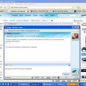 Abrir Messenger Hotmail