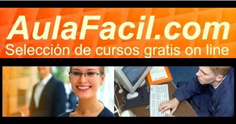 Curso de ingles aula facil for Curso de interiorismo online gratis