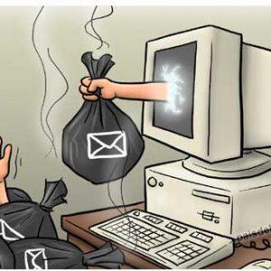 Como vaciar la carpeta de correo no deseado