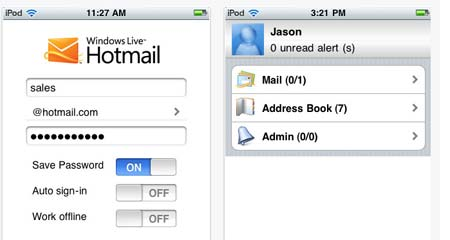hotmail app for iphone hotmail app iphone datines 14276