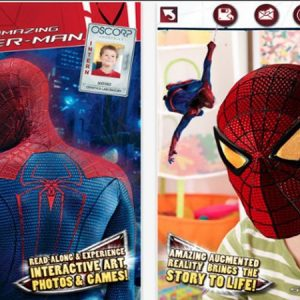 apps Spiderman
