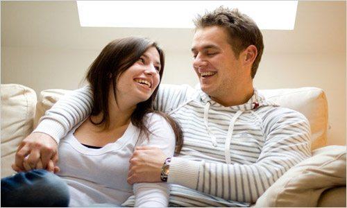 El comportamiento de las parejas en Badoo