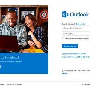 Creando una cuenta de correo outlook ( antes Hotmail)
