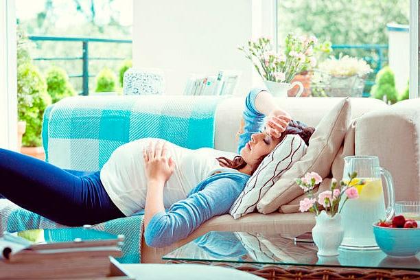 remedios caseros para el dolor de cabeza en el embarazo