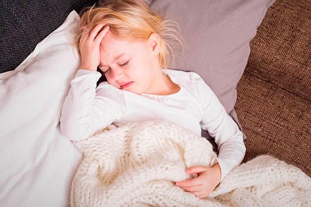 remedios caseros para el dolor de cabeza en niños