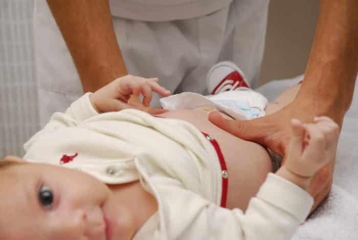 remedios caseros para los gases en bebes
